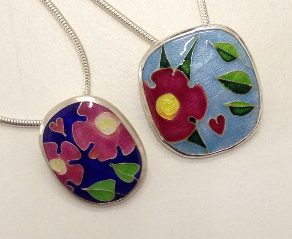 gallery of current work lynne glazzard enamels